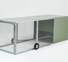 Standard chicken tractor model