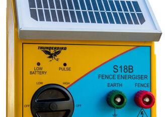 Thunderbird S18B Solar Energiser