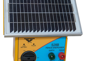 Thunderbird S28B Solar Energiser