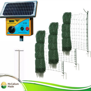 electric net kit 150m