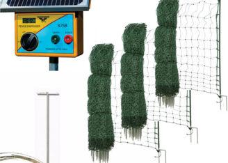 electric net kit 150m