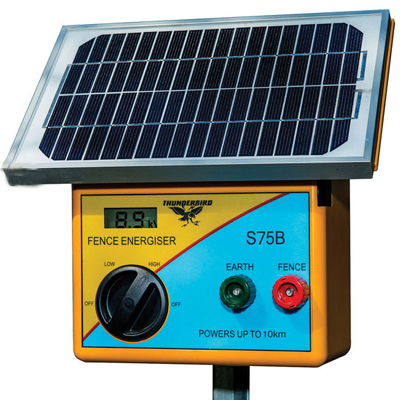The Advantages of Using A Solar Fence Energiser