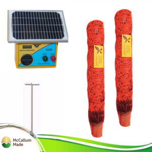 electric goat netting kit 100m
