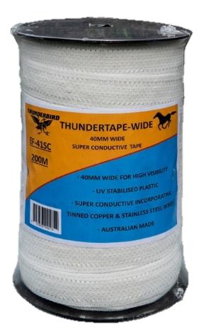 Thundertape 200m-x-40mm Wide Tape