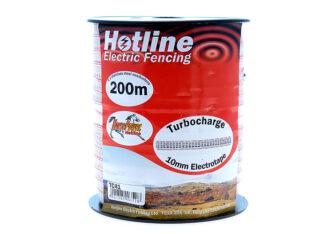 Hotline 200mx10mm Turbocharge Tape