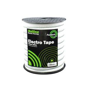 Hotline 200mx20mm Paddock Electro Tape