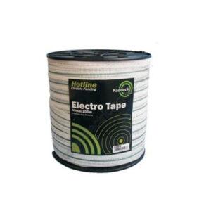 Hotline 200mx40mm Paddock Electro Tape