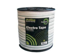 Hotline 200mx40mm Paddock Electro Tape