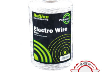 Hotline 500m 6 Strand Electro Wire