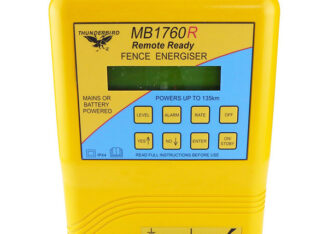 MB-1760R 135km Remote Ready Energiser