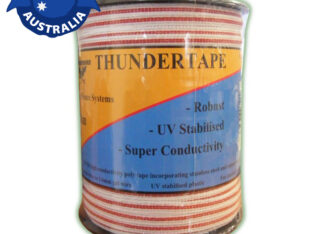 Thunderbird 400m Thundertape
