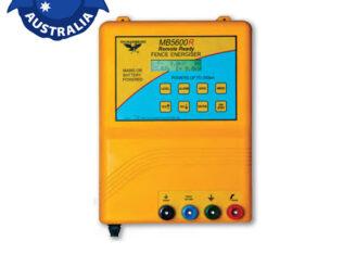 Thunderbird MB-5600R-350km Remote Ready Energiser
