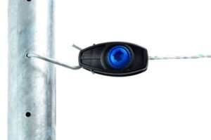 Combo Tensioner Hybrid – BD 150kg Blue to wire and pole