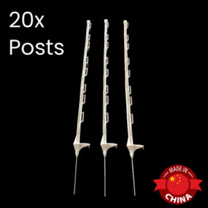 steps in posts 20pcs