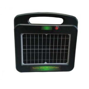 Sunrise SRS6 Solar Energiser front