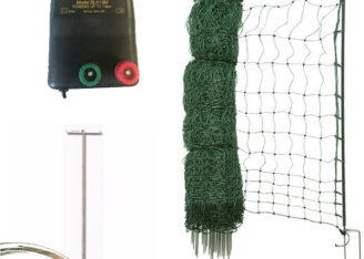 Electric Netting Kit Poultry-25m Mains