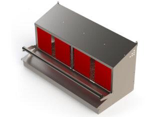 Communal Rollaway Nesting Box